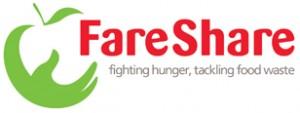 Tesco FareShare Logo