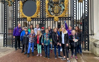 Scouts London Adventure 2019