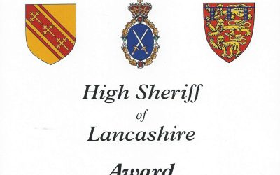 High Sheriff of Lancashire Awards