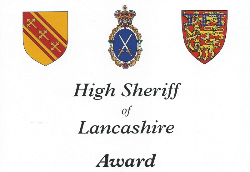 High Sheriff of Lancashire Award