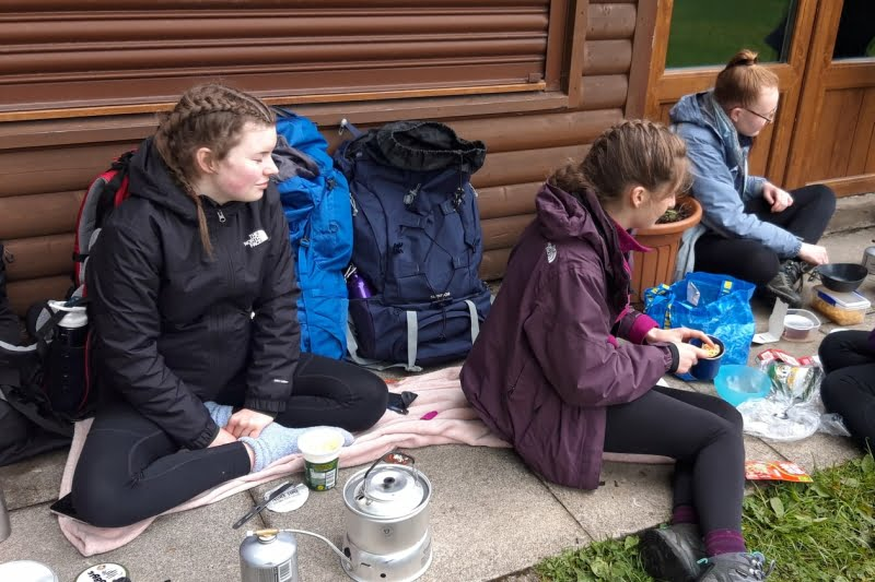 Scouts Expedition Challenge Award