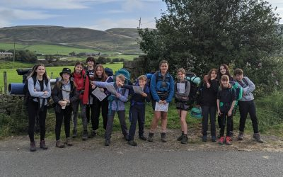 Scouts Expedition Challenge Award (September 2021)
