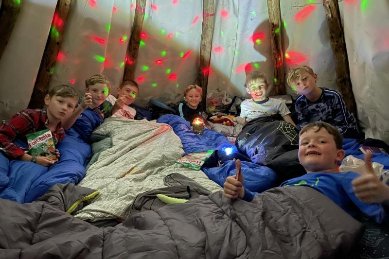 Purple Pack Cub Camp 2021
